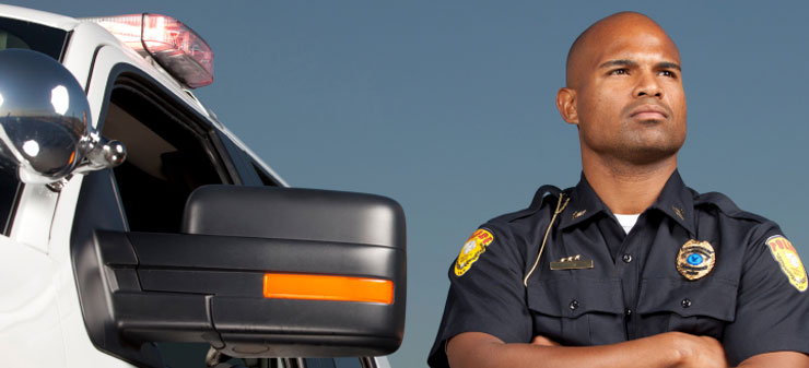 mortgage loans for police